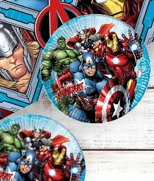 Marvel Avengers Party Supplies | Balloons | Decorations | Packs