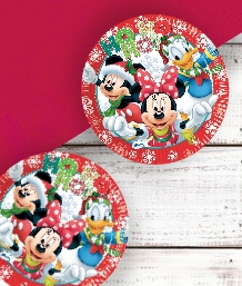 Mickey Mouse Christmas Party Supplies & Packs | Party Save Smile