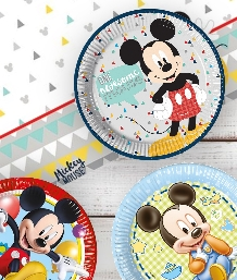 Mickey Mouse Themed Party Supplies | Decorations | Ideas | Packs