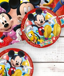 Mickey Mouse Playful Party Supplies & Packs | Party Save Smile