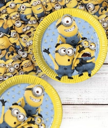 Minions Party Supplies | Balloons | Decorations | Packs
