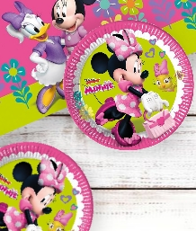 Minnie Mouse Bow-Tique Party Supplies | Balloons | Decorations
