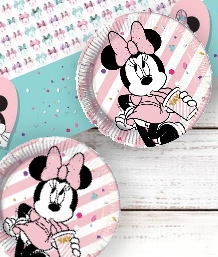 Minnie Mouse Gem Party Supplies | Balloons | Decorations