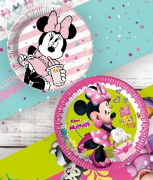 Minnie Mouse Party Supplies | Decoration | Balloon | Packs
