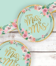 Mint to Be Hen Party and Engagement Party Supplies | Balloons | Decorations | Packs