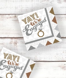 OMG! Engagement Themed Supplies & Packs | Party Save Smile