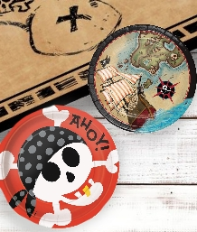 Pirate Themed Party Supplies | Decorations | Packs | Ideas