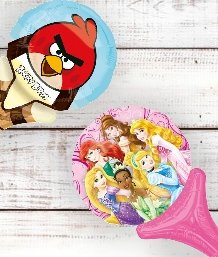 Party Bag Favour Character Balloons | Party Save Smile