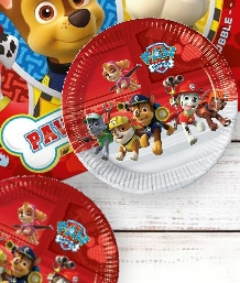 Paw Patrol Party Supplies, Balloons, Decorations & Packs
