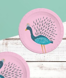 Beautiful Peacock Themed Party Supplies for your Party. Fantastic Tableware, Decorations, Balloons and Party Packs. Free and Next Day UK Delivery options available.