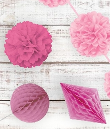 Pink Decorations | Party Save Smile