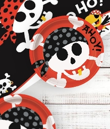 Pirate Fun Party Supplies | Balloons | Decorations | Packs
