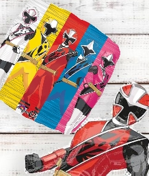Power Rangers Party Supplies | Balloons | Decorations | Packs