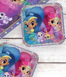Shimmer & Shine Party Supplies | Balloons | Decorations | Packs