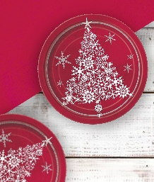 Sparkle Tree Christmas Party Supplies | Party Save Smile
