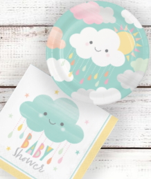 Sunshine Baby Showers Supplies | Balloons | Decorations | Packs
