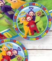 Teletubbies Party Supplies | Balloons | Decorations | Packs