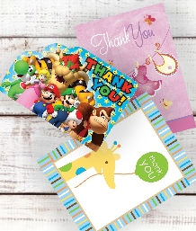 Thank You Cards | Party Save Smile