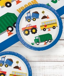 Traffic Jam Party Supplies, Decorations & Balloons | Party Save Smile