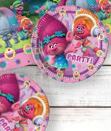 Trolls Birthday Party Supplies, Balloons and Ideas