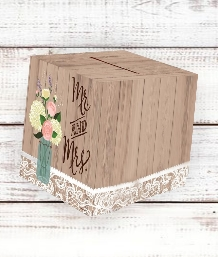 Wedding Card Boxes | Party Save Smile