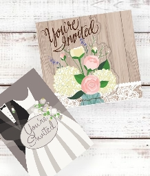 Wedding Invitations | Party Save Smile