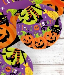 Witches Crew Halloween Party Supplies & Packs | Party Save Smile
