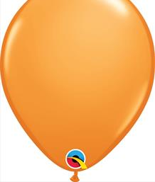 Orange Coloured Latex Balloons | Party Save Smile