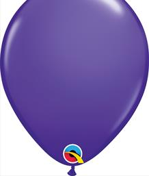 Purple Coloured Latex Balloons | Party Save Smile