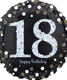Gold Sparkle 18th Birthday Party Supplies | Balloon | Decoration | Pack