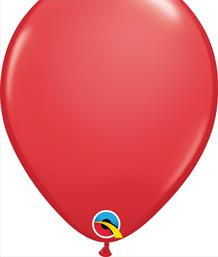 Red Coloured Latex Balloons | Party Save Smile