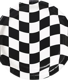 Chequered Flag Racing Party Supplies | Balloon | Decorations