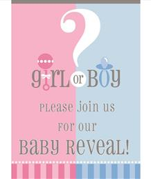 Baby Shower Party Invitations | Party Save Smile