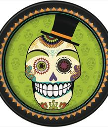 Day of the Dead Halloween Party Supplies & Packs | Party Save Smile