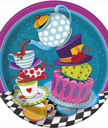 Mad Hatter Tea Party Supplies | Decorations | Balloons