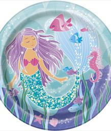 Mermaid Party Supplies, Packs, Decorations & Balloons
