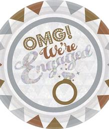 Engagement Party Supplies, Decorations & Packs | Party Save Smile