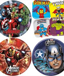 Marvel Avengers Party Supplies | Decorations | Ideas