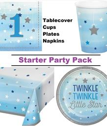 Ready to Order 1st Birthday Party Packs & Kits | Party Save Smile