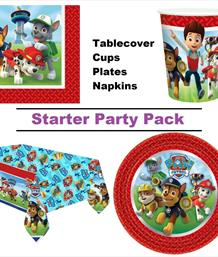 Toddler Party Packs | Kits | Ready Made | Tableware Packs