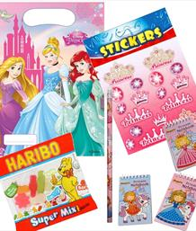 Princess Pre-Filled Party Bags & Boxes | Party Save Smile