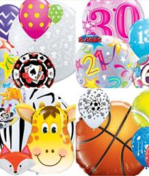 Themed Decorator Party Balloons | Party Save Smile