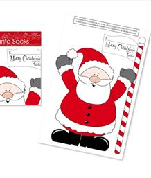 Christmas Sacks & Stockings | Party Save Smile