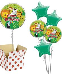 Childrens Themed Balloon in a Box | Party Save Smile