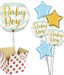 Baby Shower & New Arrival Balloon in a Box