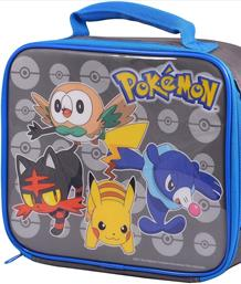 Pokemon School Lunch Bags | Backpacks | Bottles | Party Save Smile