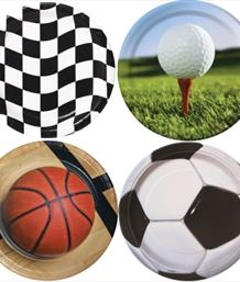 Sports Themed Party Supplies | Ranges | Ideas | Packs