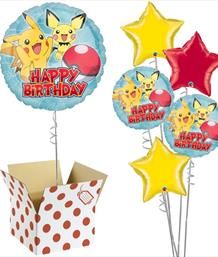 Licensed Character Balloon in a Box | Party Save Smile
