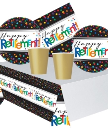 Retirement Party Packs
