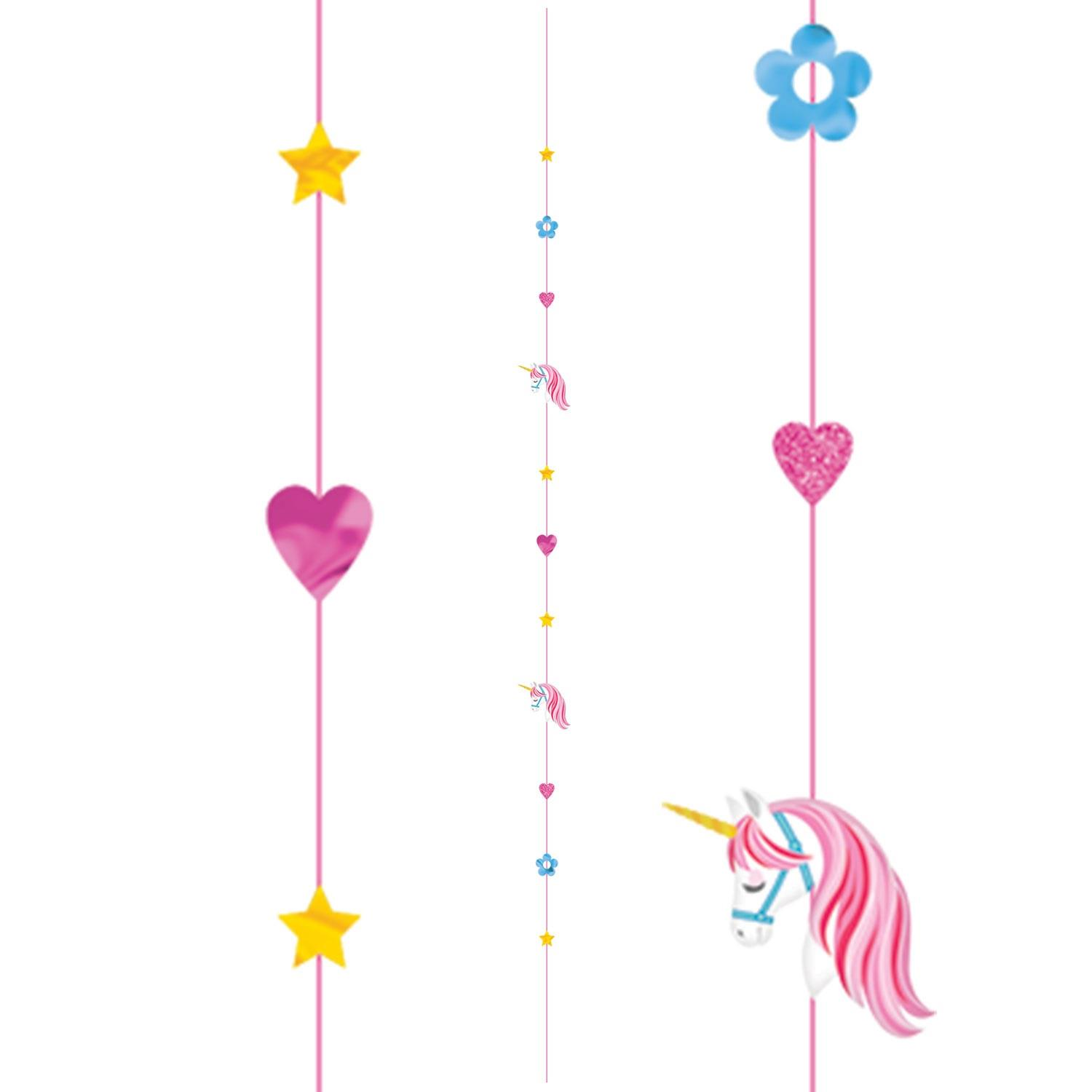 Unicorn Balloon String Party Decoration